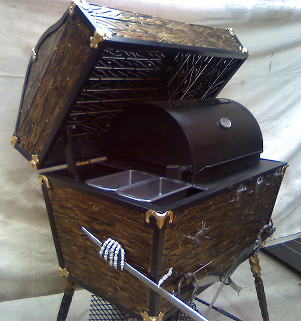 Treasure Chest BBQ