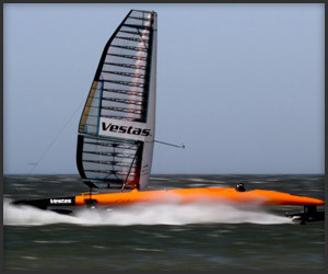 World's Fastest Sailboat
