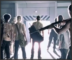 The Walking Dead x Skyfall