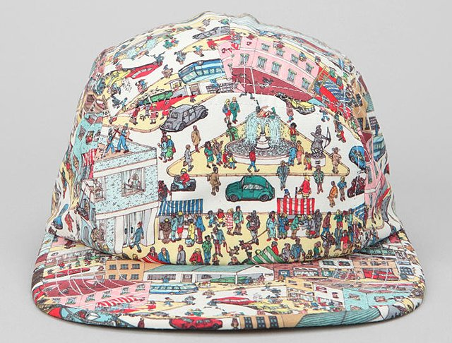 Where's Waldo 5-Panel Cap