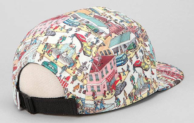 Where's Waldo 5-Panel Cap