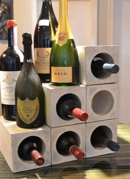 Concrete Wine Bunkers