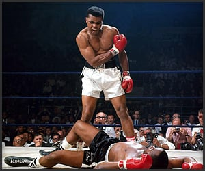 100 Greatest Sports Photos