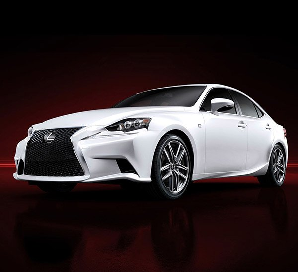 Lexus Is 350 Sport: 2014 Lexus IS 350 F SPORT