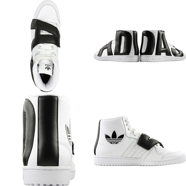 Adidas x Jeremy Scott JS P-Letters