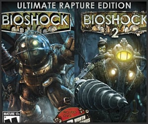 BioShock Ultimate Rapture Ed.