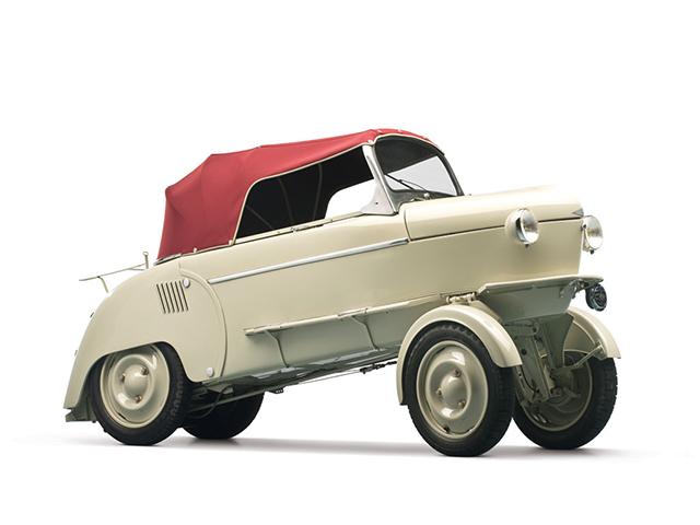 Bruce Weiner Microcar Auction