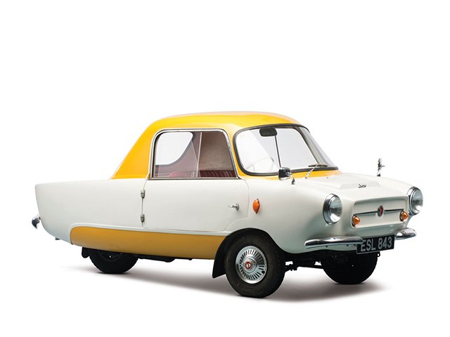 Bruce Weiner Microcar Auction