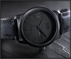 Citizen Eco-Drive Stealth