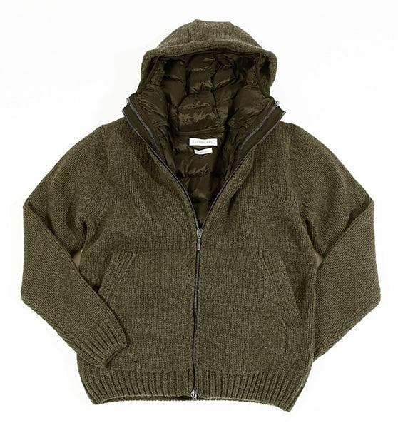 Knitwear Beauchamp Hoodie
