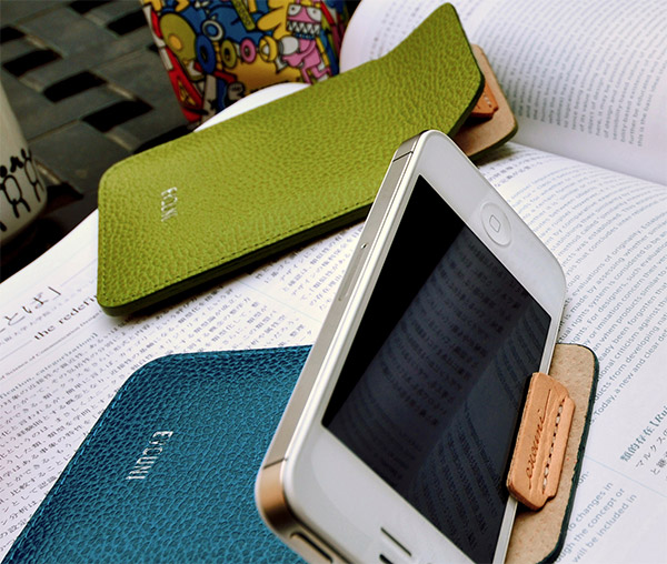 Evouni Phone Stand Pouch
