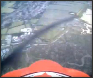 Crazy Plane Spinout