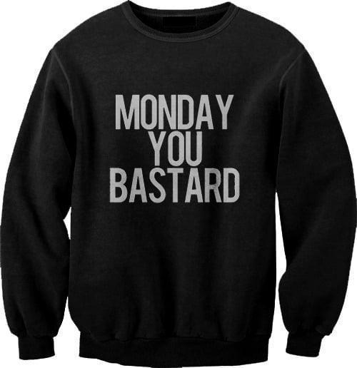 Giventhree Monday Sweater