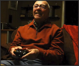 Grandpa Plays Videogames