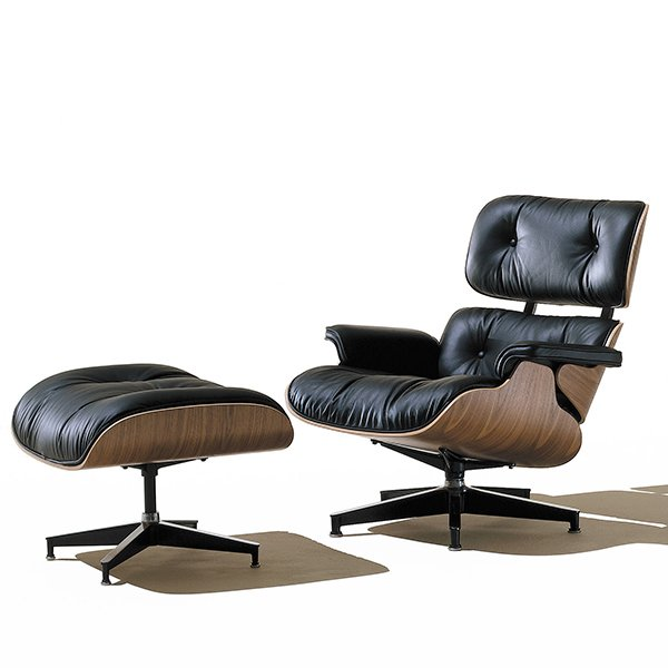 eames lounge chair and ottoman the awesomer. Black Bedroom Furniture Sets. Home Design Ideas