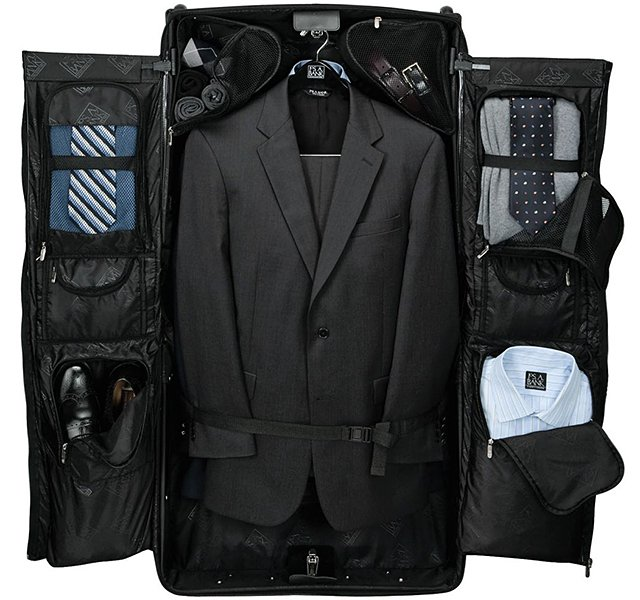 Jos. A. Bank Rolling Garment Bag