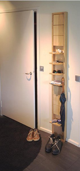 Klaffi Foldable Shelf