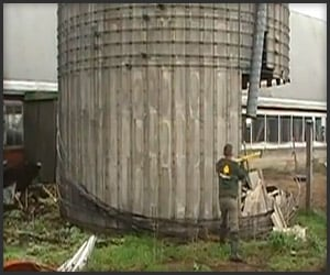 Knocking Down a Silo