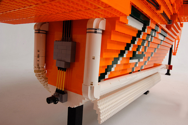 LEGO Air Crane Helicopter