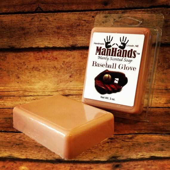 Manhands Soap