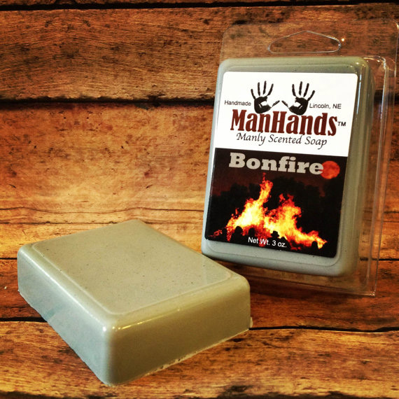 Manhands Soap