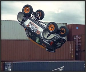 Mini Cooper Backflip: Part 1