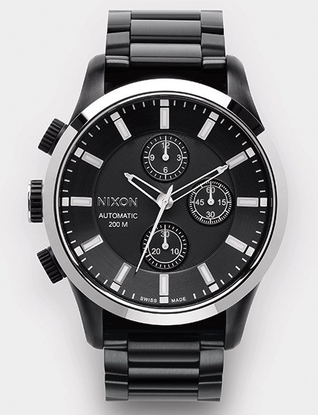 Nixon Automatic Chrono LTD
