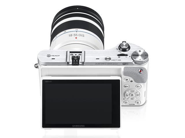 Samsung NX300 Camera