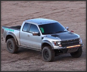 SDHQ Twin Turbo Eco-Raptor