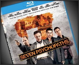 Seven Psychopaths (Blu-ray/DVD)