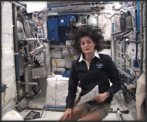 sunny williams space station - photo #7