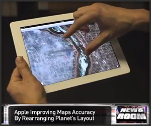 The Onion: Apple Maps