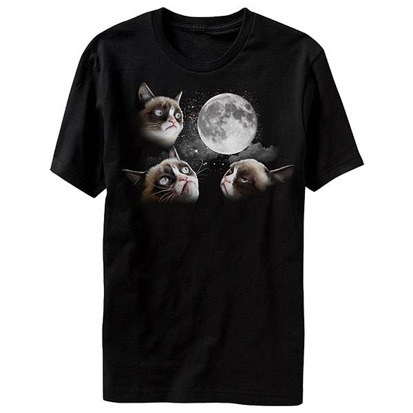 Three Tard Moon T-Shirt