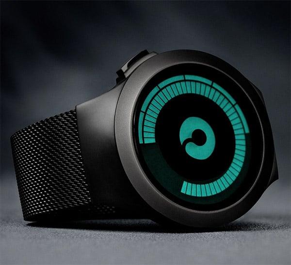 Giveaway: ZIIIRO Saturn Watch