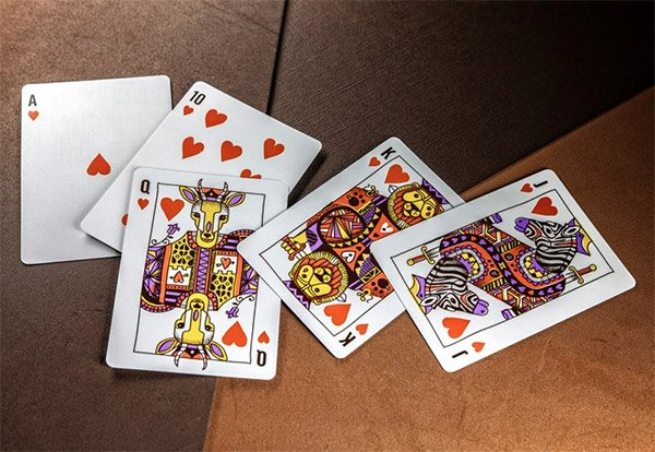 Animal Kindgom Playing Cards