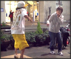 Beatboxing x Tap Dancing