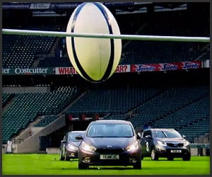 Top Gear: Car Rugby