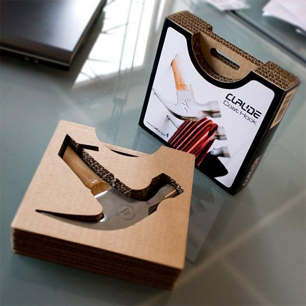 Claude Hammer Coat Hooks