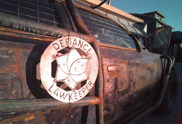 Defiance Dodge Charger