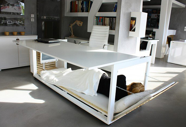 Desk Bed Concept