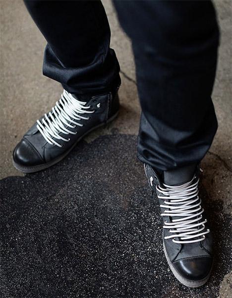 Artisan Double Lace Sneaker