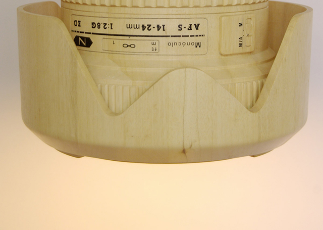 DSLR Paparazzi Lamp