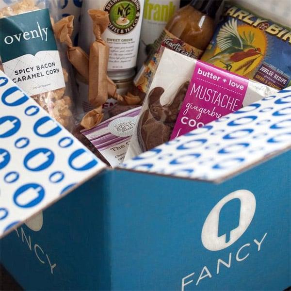 Fancy Food Box