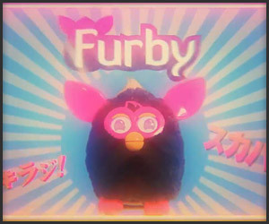 """Banned"" Furby Commercial"