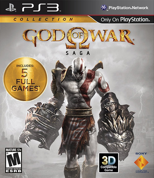 GoW: Ascension Legacy PS3 Bundle