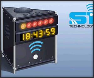 Launch Rally Alarm Clock