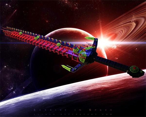 LEGO Armageddon's Blade