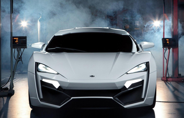 Lykan Hypersport The Awesomer