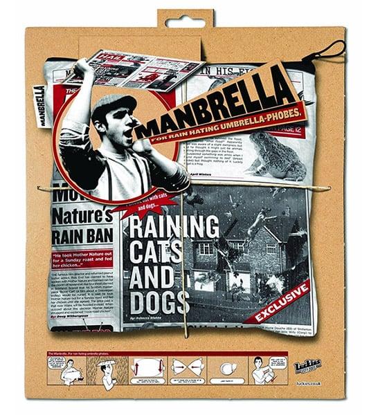 Manbrella
