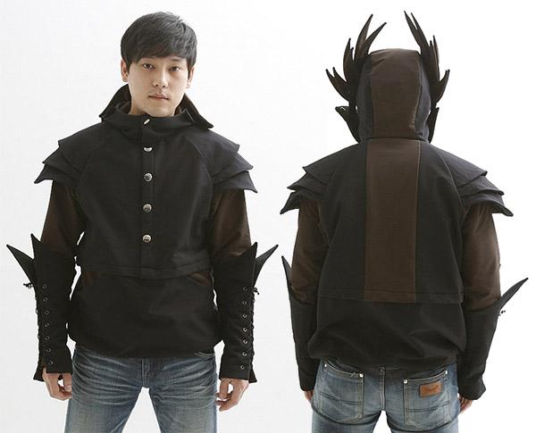 Pegasus Knight Armor Hoodie